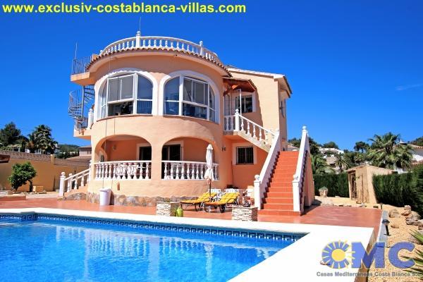 Forskjellige Spania Eiendomsmegling Costa Blanca Calpe Moraira Altea Denia IO-57